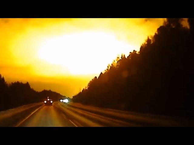 6 ανατριχιαστικά βίντεο που τραβήχτηκαν από κάμερες αυτοκινήτων.