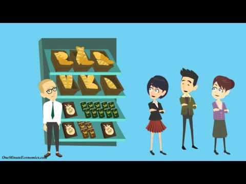 Supply and Demand Explained in One Minute