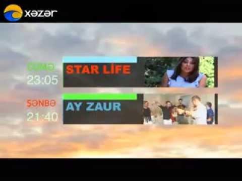 Tanıtım - Xəzər TV