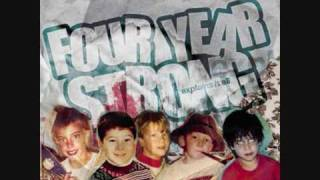 Watch Four Year Strong Bullet With Butterfly Wings video