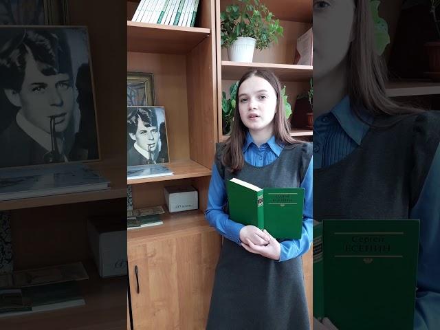 Изображение предпросмотра прочтения – ДарьяКудрявцева читает произведение «Молитва матери» С.А.Есенина