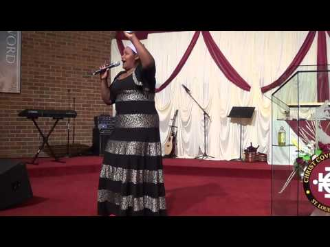 St. Louis African Churches Revival Day 2-  Sarah Kimunyi