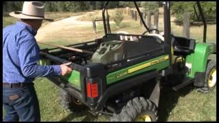 Peel Valley Machinery - John Deere XUV Gator TVC 2013