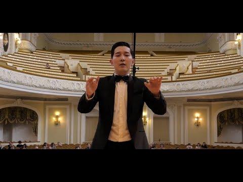 Шесть хоров композиторов Бурятии. Хор Московской консерватории. Дирижер Майдар Дамбаев
