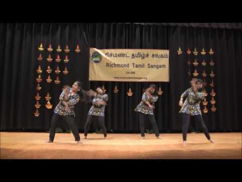 Aatha Mariaatha Dance