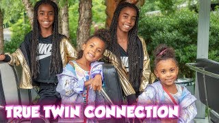DIDDY TWINS AND MCCLURE TWINS (RIP Kim Porter)