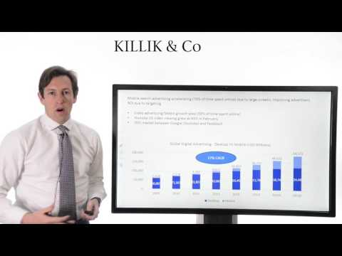 Killik & Co Market Update, 8 April 2016