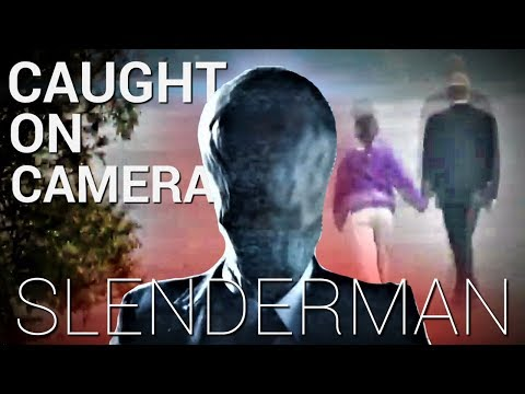 10 Occasions SLENDERMAN was CAUGHT on Camera in Real Life!