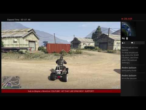GTA V GRIND WEED FARM N BIKER DLC