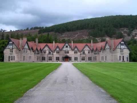 Mar Lodge Near Braemar Aberdeenshire Scotland