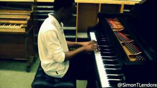 It Will Rain - @BrunoMars Piano Cover by @SimonTLendore