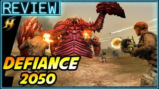 Defiance 2050 PS4 GAMEPLAY REVIEW - At Least Its Free