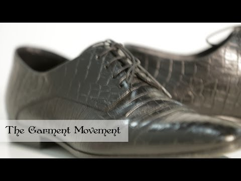 Formal Shoes  – The Garment Movement