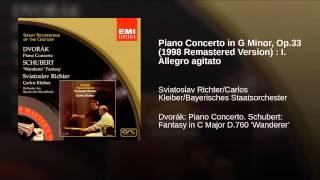 Piano Concerto in G Minor, Op.33 (1998 Remastered Version) : I. Allegro agitato