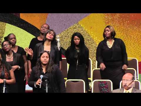 West Angeles COGIC Pulling Me Through 2015