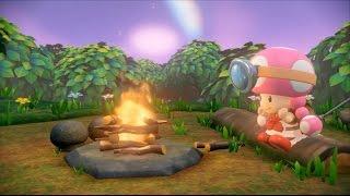 キノピコはいつだってマイペース! キノピオ隊長助けられるの?【進め!キノピオ隊長#12】    マリオに謎解き要素が加わったゲーム? thumbnail