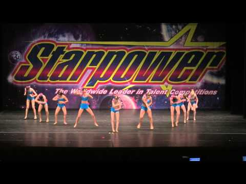 Big City Dance Center-Lets Have A Kiki- Starpower-Junior Sm. Group Jazz