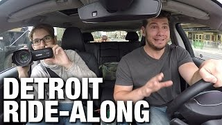 Detroit Real Time Ride-Along thumbnail