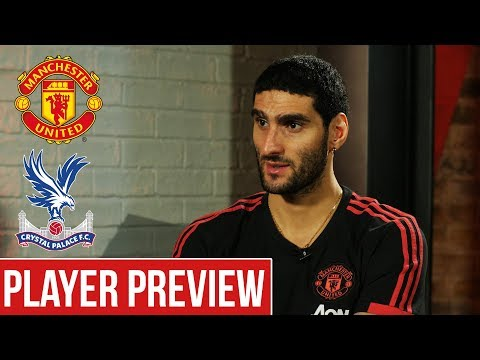 "Fellaini ""We have the quality to hurt Palace"" 