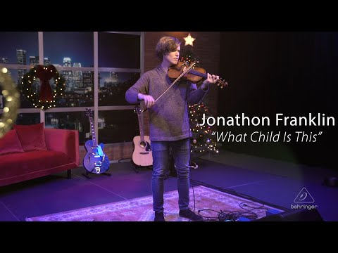 """""""What Child is This"""" feat. Jonathon Franklin"""