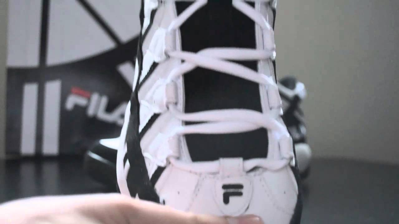 Fila Spaghetti Bulls By The Horn Jerry Stackhouse