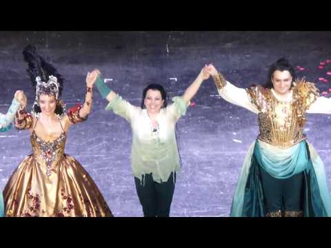 curtain call, Orlando furioso, teatro Malibran, 19Apr2018