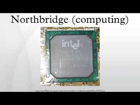 Northbridge (computing)