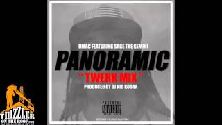 Dmac ft. Sage The Gemini - Panoramic [Kid Kobra Twerk Remix] [Thizzler.com]