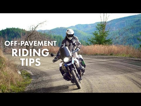 5 Useful Tips for Riding Dirt and Gravel Roads