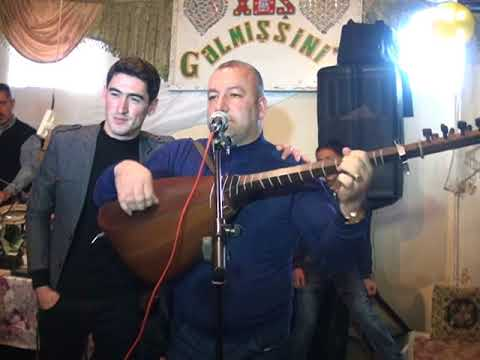 Avdi  Musayev    Esger Qazaxli  1 Sixli toyu  (Rauf 7997)