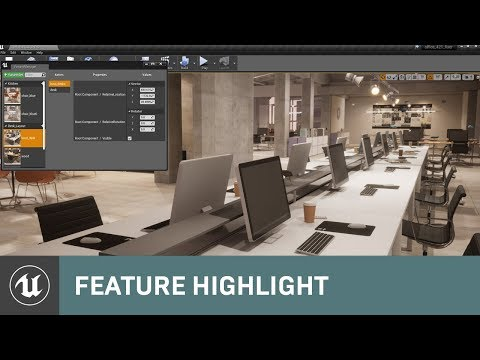Real-time Visualization & Review | Feature Highlight | Unreal Studio