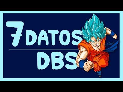 DRAGON BALL SUPER 7 DATOS INTERESANTES / TOON CENTER / PROVINCIA STUDIOS