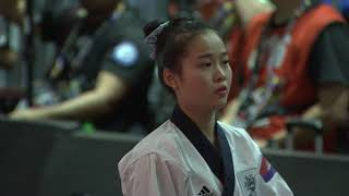 KL2017 29th SEA Games | Taekwondo - Men's/Women's/ Mixed Pair Poomsae FINALS | 26/08/2017