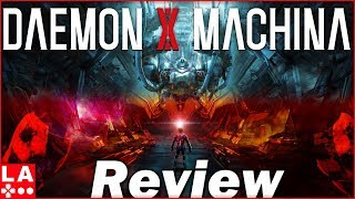 Daemon X Machina Review | Nintendo Switch (Video Game Video Review)