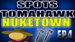 BO2 NUKETOWN2025 SPOTS TOMAHAWK ACROSS THE MAP DOMINIO EP4