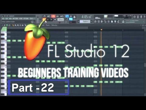 FL Studio Training Part 22 Intro To Dubstep Music