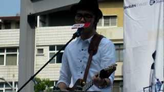 2012/09/23張傑__沉睡~IN高雄 漢神巨蛋