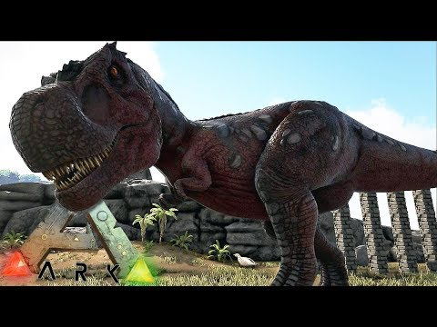 IL TYRANNOSAURUS REX #11 - ARK SURVIVAL EVOLVED RAGNAROK GAMEPLAY ITA