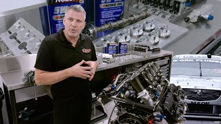 Inside a Supercar V8 Engine! The facts, history and secrets with KRE Race Engines
