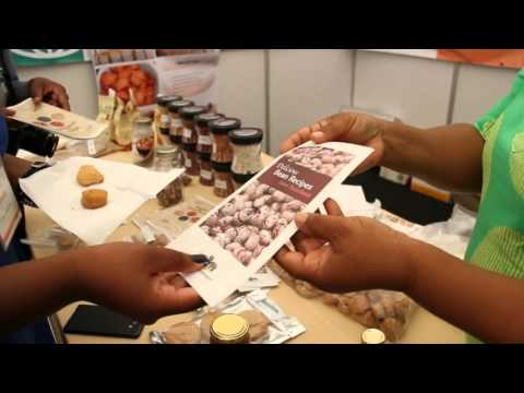 Bean Jam - a new product from Swaziland