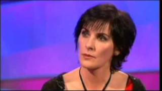 Enya - Interview on the Late Late Show (part 1 of 2)