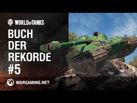 Buch der Rekorde #5 [World of Tanks Deutsch] thumbnail