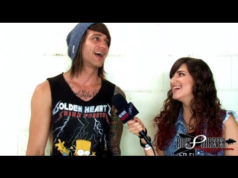 Blessthefall (Beau Bokan) Interview with Rock Forever Magazine
