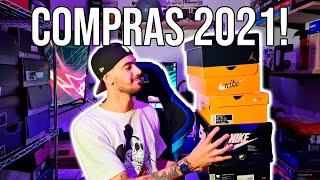 NUESTRAS COMPRAS DE SNEAKERS DEL 2021!