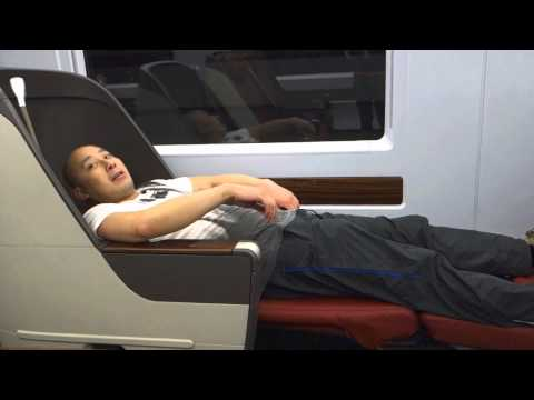 My journey on the bullet train @ 300 KPH from Suzhou to Shanghai