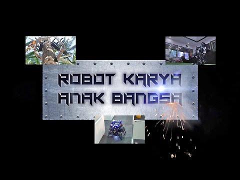 Robot Karya Anak Bangsa - Dokumenter