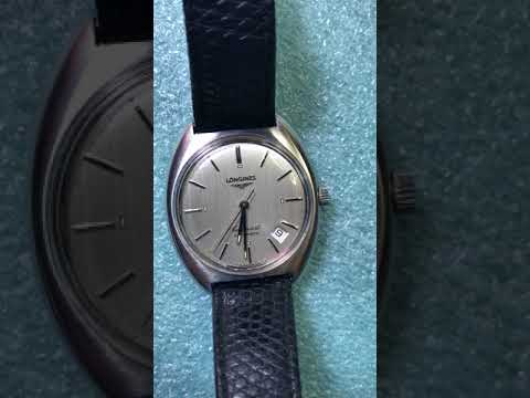 Vintage Longines Conquest Automatic 25 jewels movement  working properly