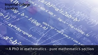 A PhD in mathematics - pure mathematics section thumbnail