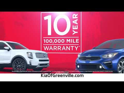 Kia Of Greenville >> Convenience Selection Customer Satisfaction Kia Of