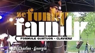 Ze Funky Family - Petite Formule (Quartet + Claviers) - Vigoulet Auzil